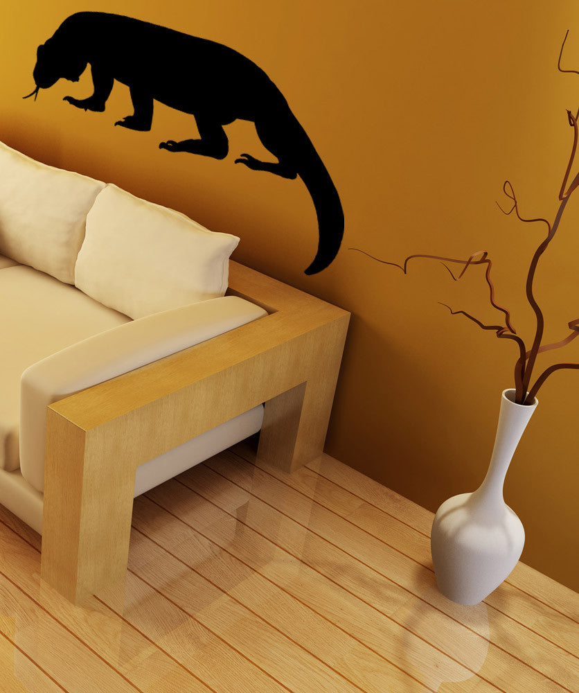 Vinyl Wall Decal Sticker Komodo Dragon #OS_MB978