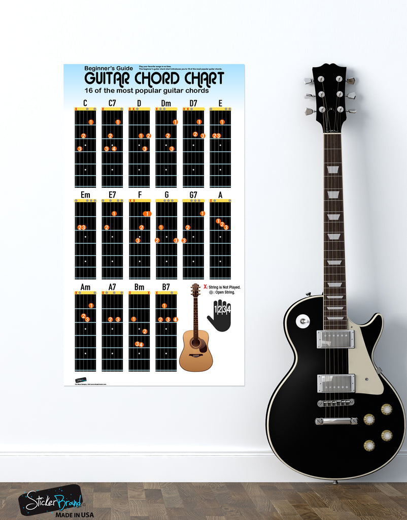 Images Of Guitar Chords Chart