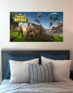 Fortnite Battle Royale Poster Print #P1009
