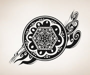 Vinyl Wall Decal Sticker Arabic Design #OS_AA340