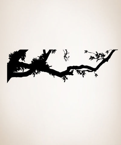 Vinyl Wall Decal Sticker Corner Branch #AC201