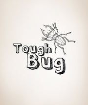 Vinyl Wall Decal Sticker Tough Bug #OS_DC214