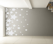 Vinyl Wall Decal Sticker Various Sizes of Star Shapes #843