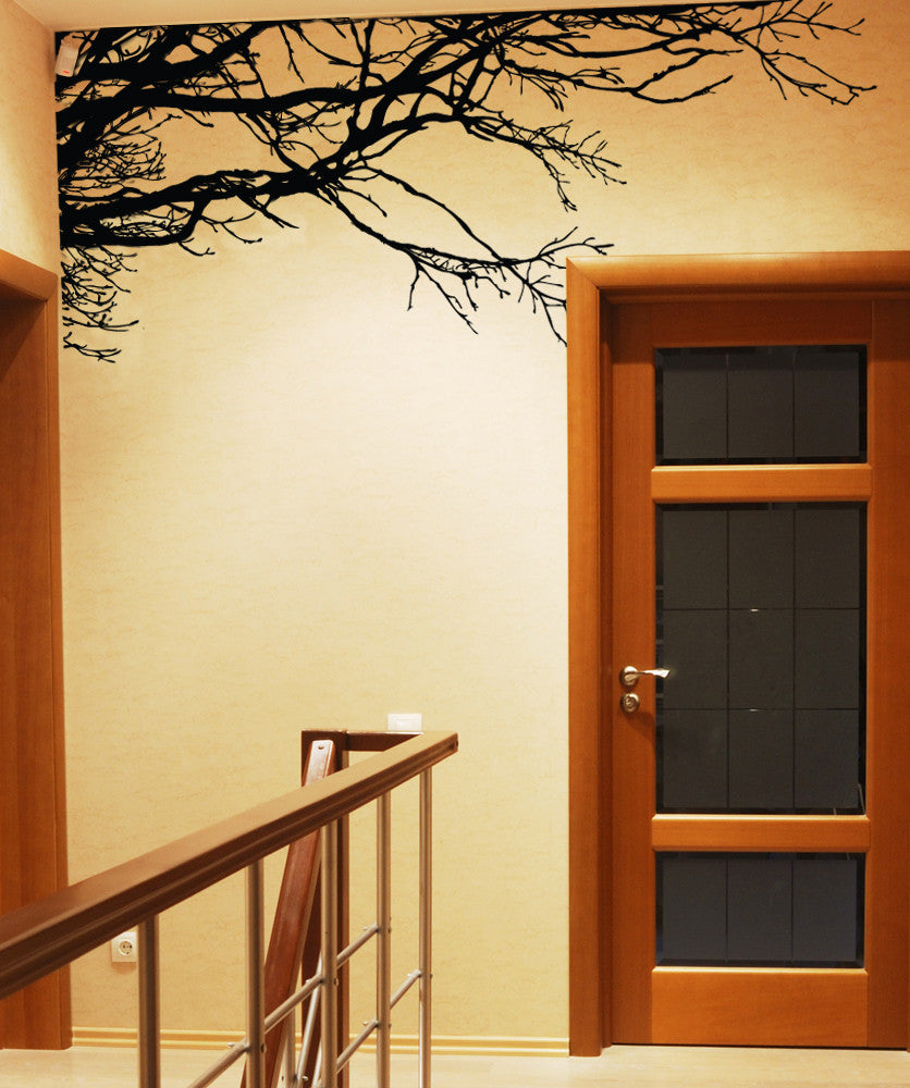 Tree Branch Wall Decal | Tree Branch Stickers for Walls