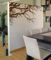 Tree branches wall decal