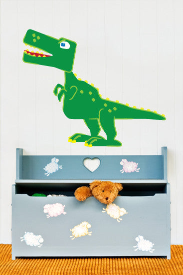 Graphic Wall Decal Sticker T-Rex Dinosaur item #MGeise120