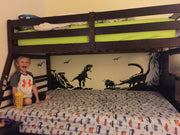 Vinyl Wall Decal Sticker Dinosaur World #GFoster170