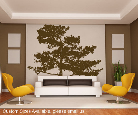 Vinyl Wall Decal Sticker Little Tree #850