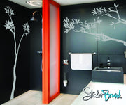 Vinyl Wall Decal Sticker Tree and Branches #AC120