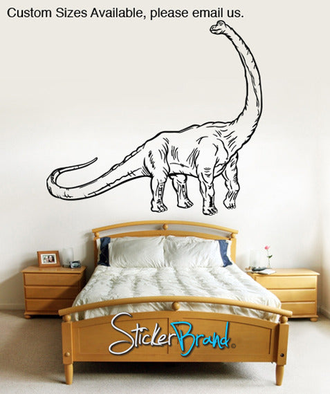 Dinosaur Wall Decals Dinosaur Stickers For Walls StickerBrand - Custom vinyl wall decals dinosaur