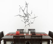 Vinyl Wall Decal Sticker Broken Wall #OS_AA389
