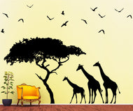 Vinyl Wall Decal Sticker Safari #OS_ES104