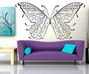 Vinyl Wall Decal Sticker Butterfly Wings #OS_DC226