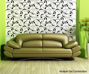 Vinyl Wall Decal Sticker Abstract Circles and Shapes #OS_DC319