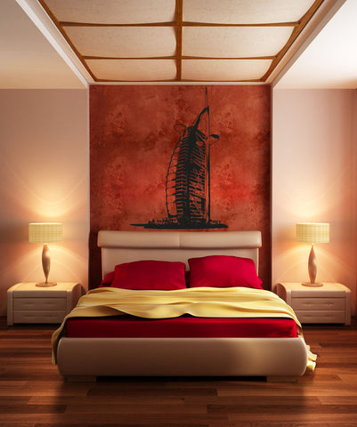Vinyl Wall Decal Sticker Burj Khalifa #OS_AA226