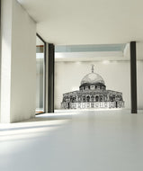 Vinyl Wall Decal Sticker Mosque #OS_AA405