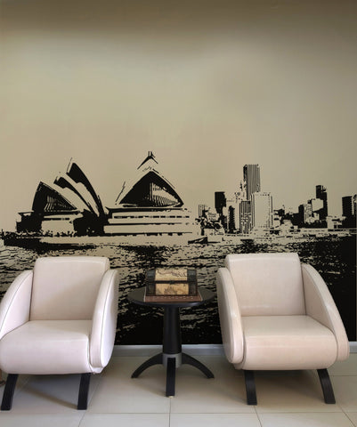 Vinyl Wall Decal Sticker Sydney, Australia #OS_AA489