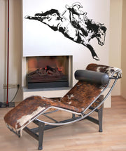 Vinyl Wall Decal Sticker Rodeo Rider #OS_AA409