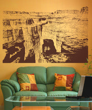 Vinyl Wall Decal Sticker Grand Canyon #OS_AA552