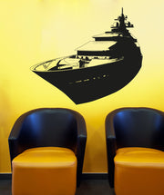 Vinyl Wall Decal Sticker Ship #OS_AA314