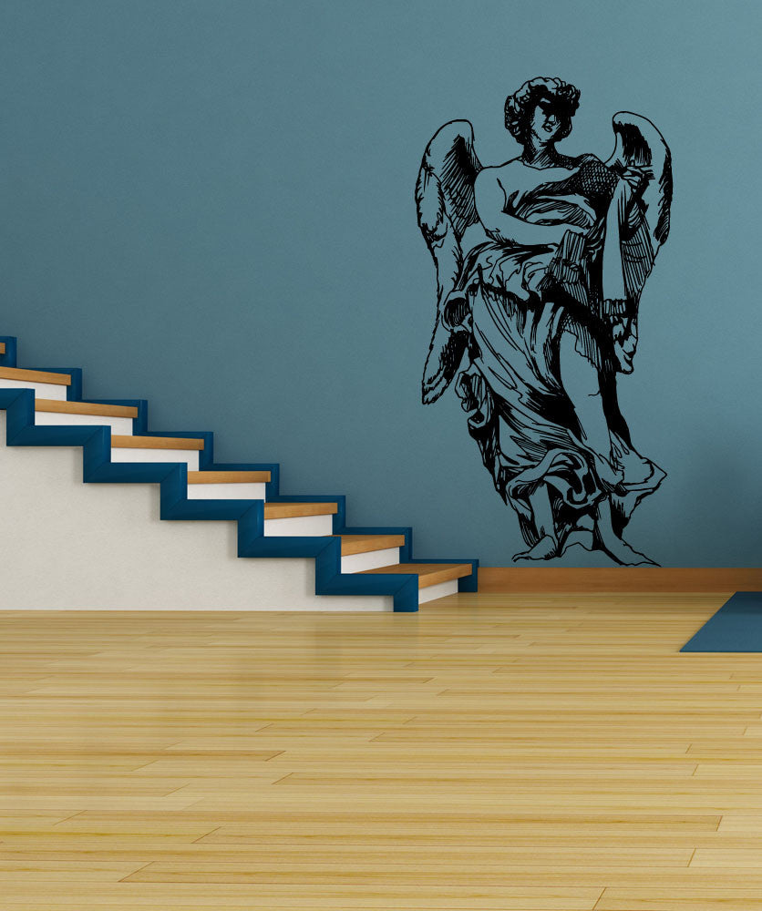 Vinyl Wall Decal Sticker Angel of Rome #OS_MB560