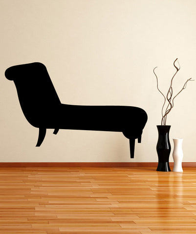 Vinyl Wall Decal Sticker Lounge Silhouette #OS_MG358