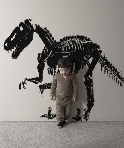 Vinyl Wall Decal Sticker T-Rex Fossil #OS_AA219
