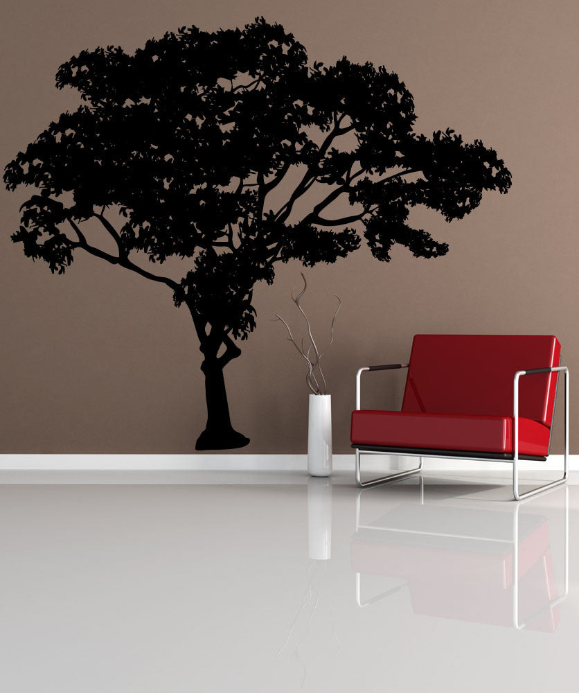 Vinyl Wall Decal Sticker Blooming Tree #AC196
