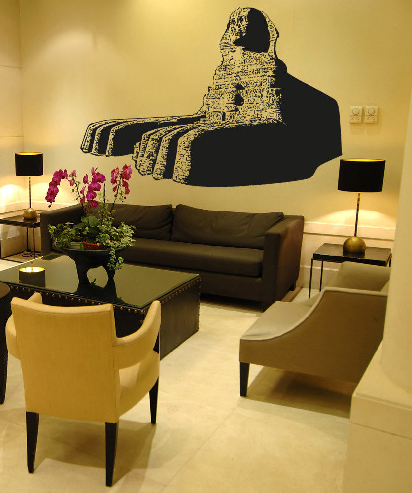 Vinyl Wall Decal Sticker The Sphinx #OS_AA538