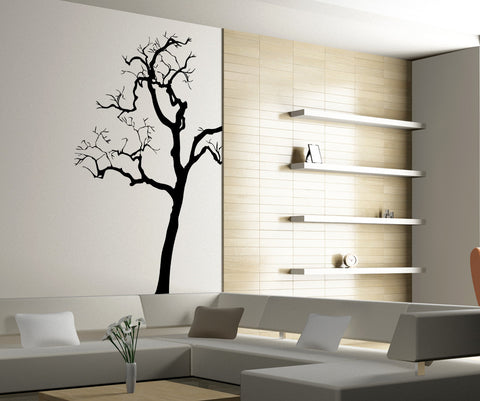 Vinyl Wall Decal Sticker Cool Tree #AC200