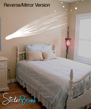 Vinyl Wall Decal Sticker Space Comet Trail #GFoster161
