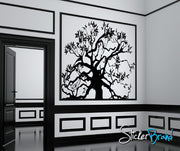 Family Tree Vinyl Wall Decal Sticker #AC126