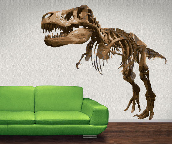 Graphic Vinyl Wall Decal Sticker Dinosaur T Rex Mmartin152