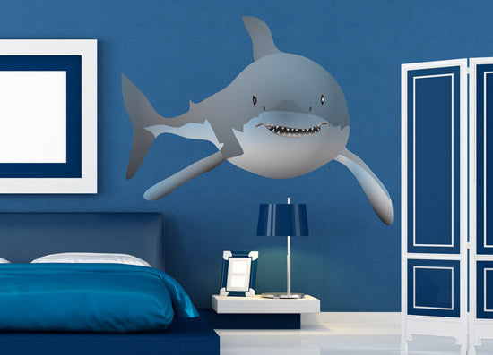 Graphic Vinyl Wall Decal Sticker Shark #MGeise114 Part 13
