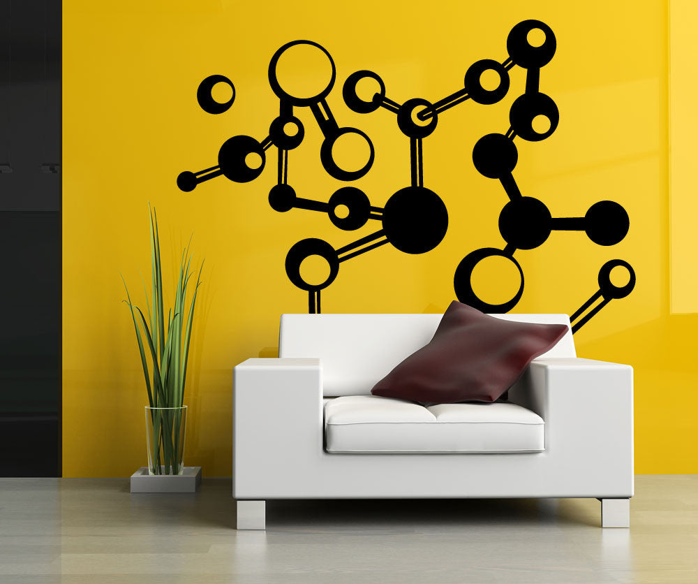 Vinyl Wall Decal Sticker DNA #OS_MG197