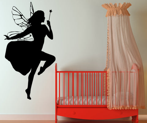 Vinyl Wall Decal Sticker Fairy God Mother #AC170