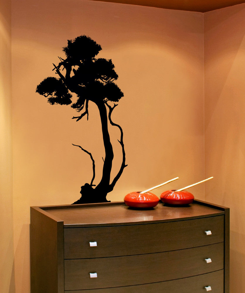 Vinyl Wall Decal Sticker Funky Bonsai #AC215