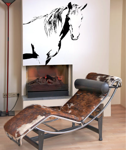 Vinyl Wall Decal Sticker Horse #AC175
