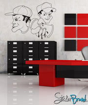 Vinyl Wall Decal Sticker Urban Graffiti #KRiley108