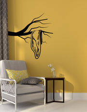 Salvador Dali Style Sad Clock Vinyl Wall Decal Sticker  #OS_MB329
