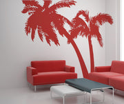Vinyl Wall Decal Sticker Palm Tree #MMartin138