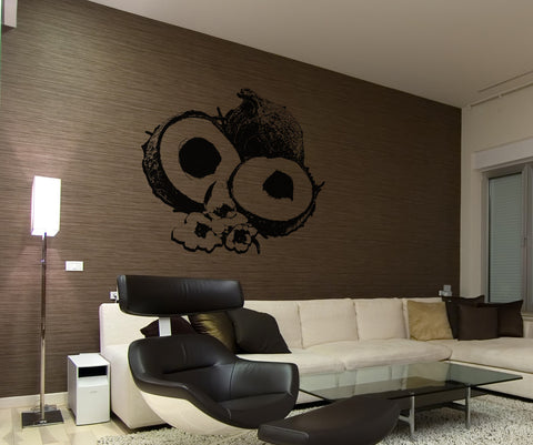 Vinyl Wall Decal Sticker Coconuts #OS_AA230