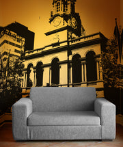 Vinyl Wall Decal Sticker Adelaide Town Hall #OS_AA493