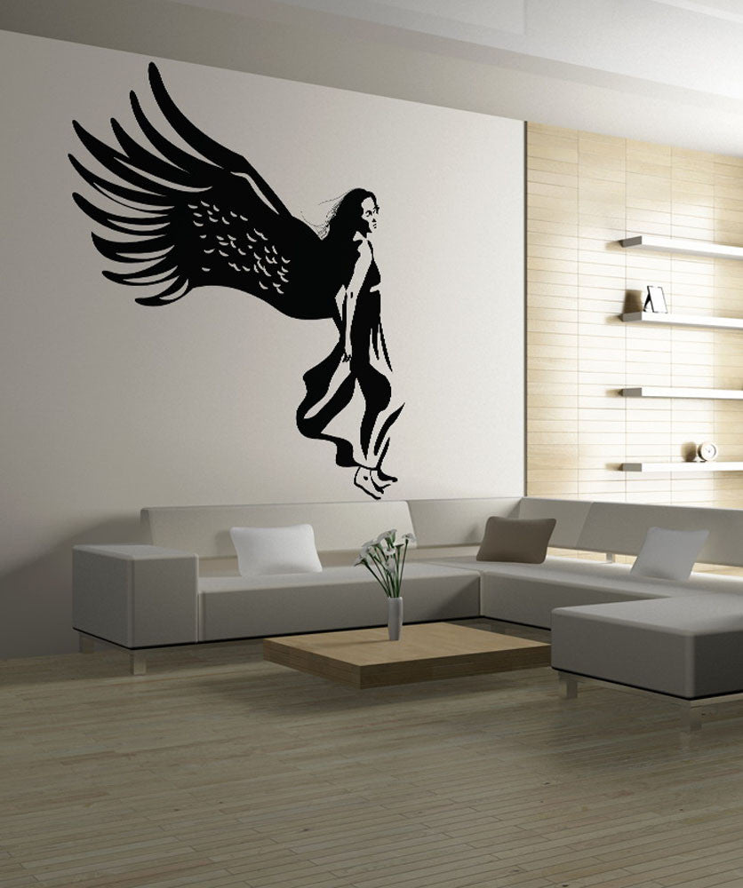religious wall decals spiritual wall decals stickerbrand. Black Bedroom Furniture Sets. Home Design Ideas