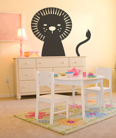 Vinyl Wall Decal Sticker Lion Pride #OS_MG393