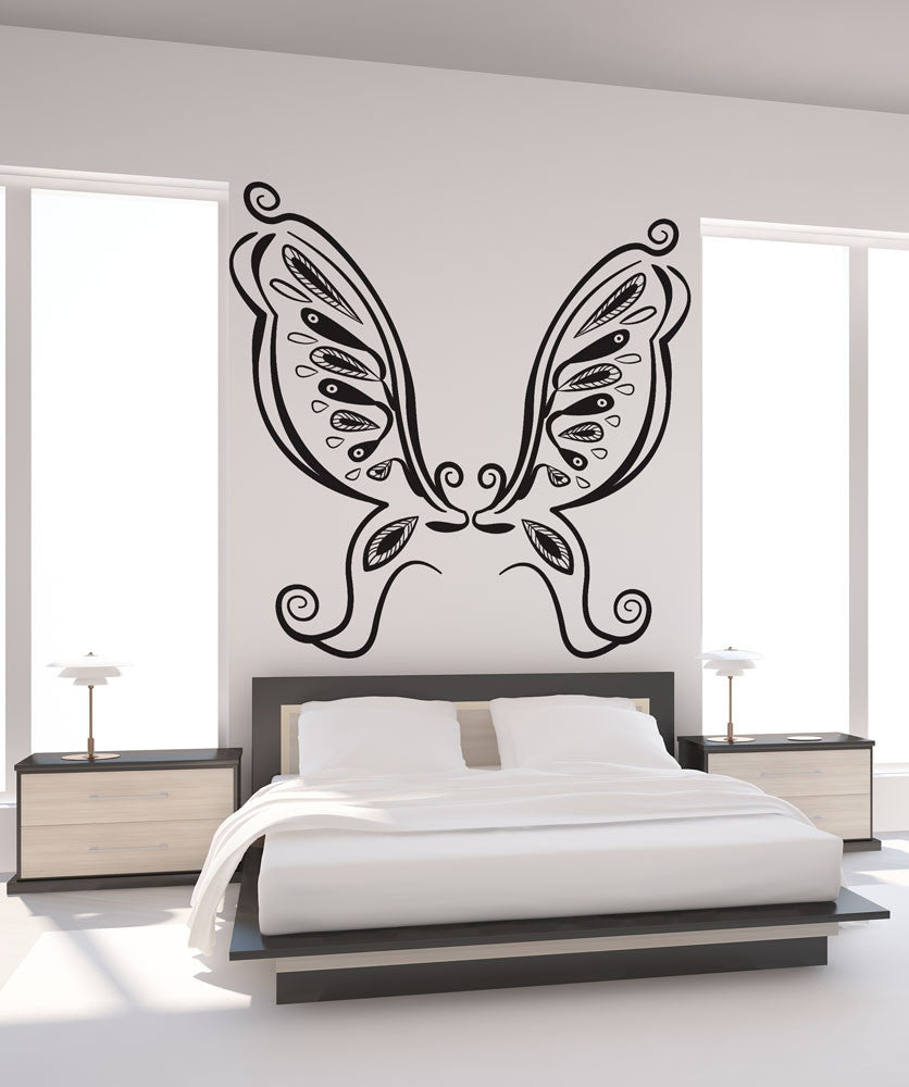Vinyl Wall Decal Sticker Butterfly #OS_DC220