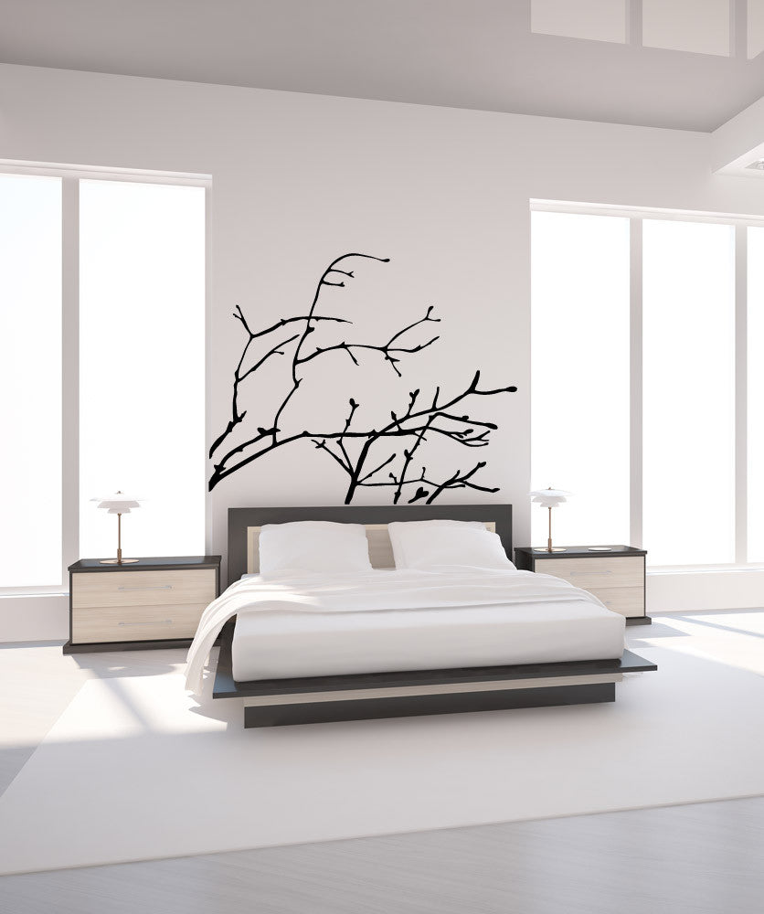Vinyl Wall Decal Sticker Spring Branches #AC222