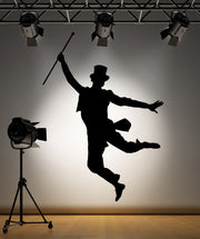 Vinyl Wall Decal Sticker Tap Dancer #AC186