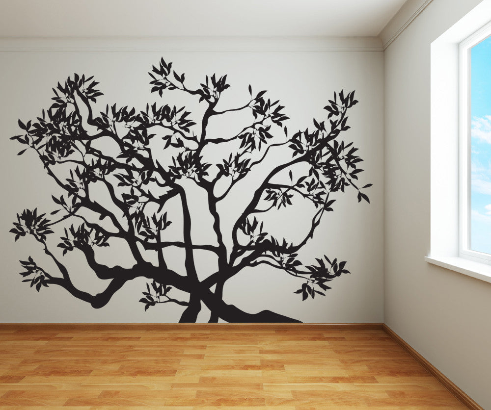 Vinyl Wall Decal Sticker Twisted Branches #AC226