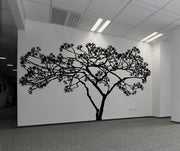 Wide Tree Wall Decal for your Living Room Decor. #AC156